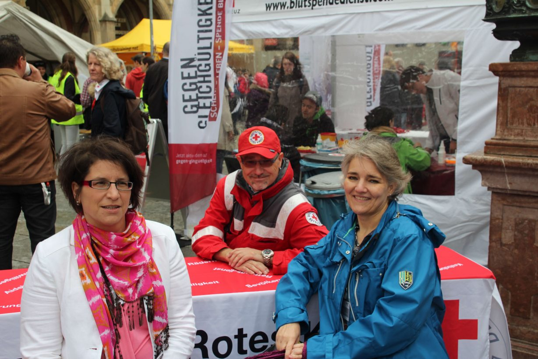 140 Jahre Münchner Rotes Kreuz