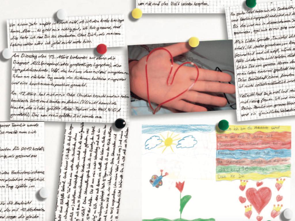 Bewegende Briefe Von Spendern Und Empfängern Stiftung Akb