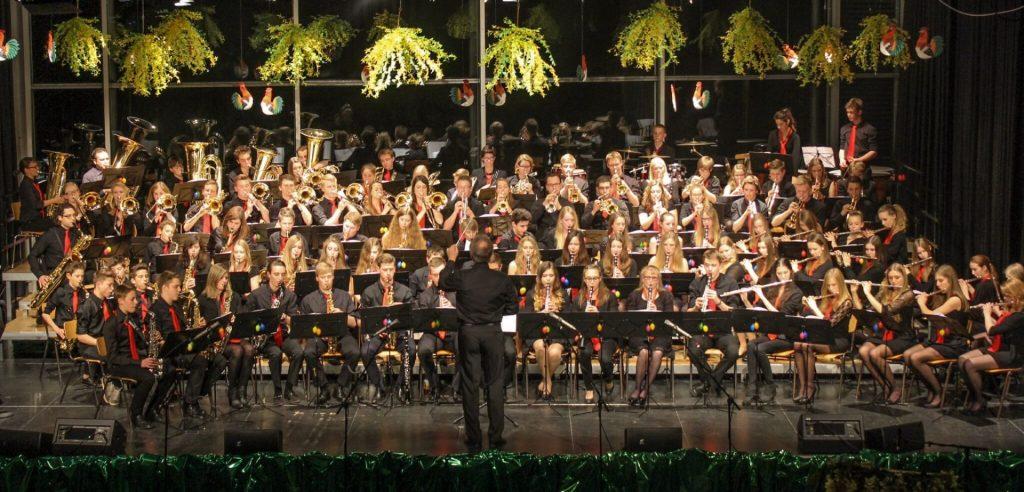 Big Band Kempfenhausen spielt auf Benefizkonzert