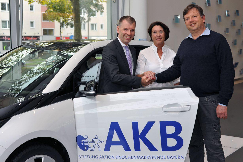 BMW kooperiert mit AKB