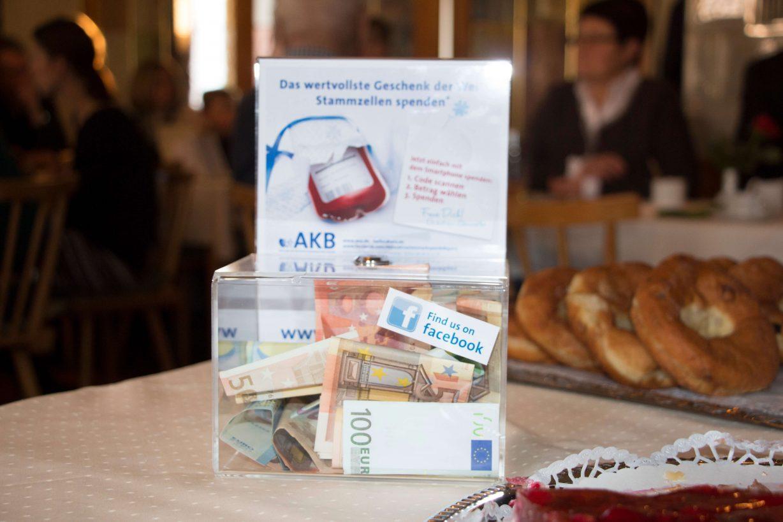 Stiftung AKB Spendenbox