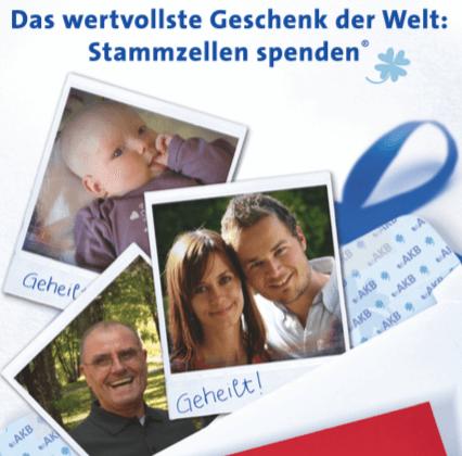 3.000 Leben retten. Bayern gegen Leukämie