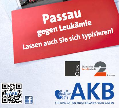 Erfolgreiche Typisierung in Passau geht weiter: Bereits 17 Leben gerettet!