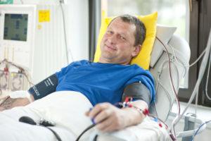 Stammzellspender sind Lebensretter Foto Deutsche Fernsehlotterie