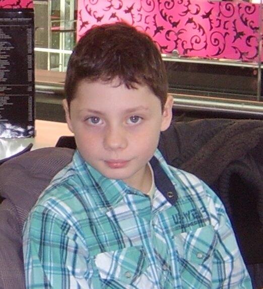 Noah, 12 Jahre